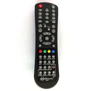 RL Sons.- Siti Digital Remote Control Compatible with Siti Digital HD (High Definition) Set Top Box