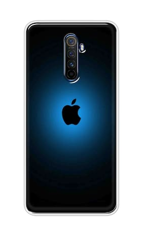 Realme X2 Pro Silicone Back Cover By RM Style ( Multi )