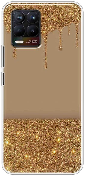 OPPO A54 Silicone Back Cover By RM Style ( Multi )