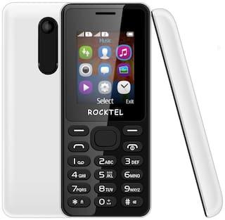 Rocktel W12 Dual Sim White