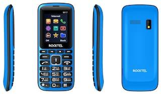 ROCKTEL W17 (Blue & Black)