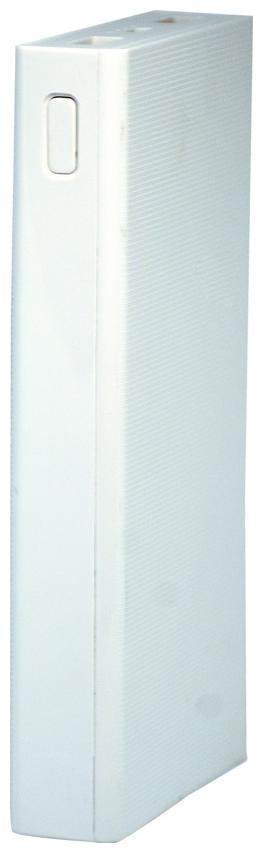 RR Gadzet 20000 mAh Power Bank (White)