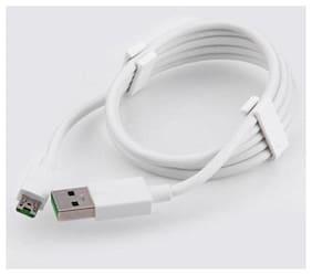 S4 Micro usb - 1-1.5m , White