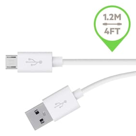 S4 Usb cable - 1-1.5m , White