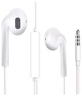 S4 In-Ear Wired Headphone ( White )