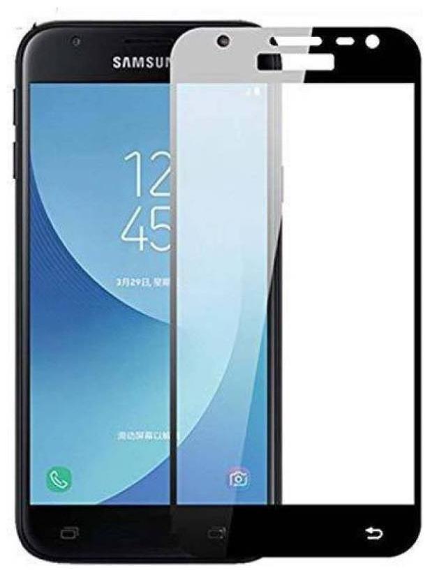 SaiArvs Tempered Glass Guard for Samsung Galaxy J2 Core   Black