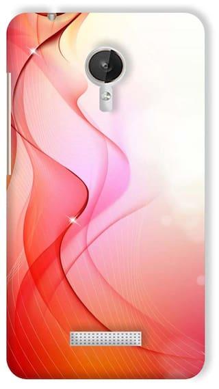 timeless design d1547 b46e9 SaleDart Designer Back Cover FOR Micromax Canvas Spark Q380