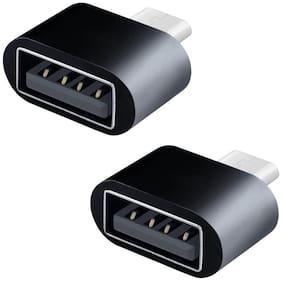 Sami Otg adapter - 0-0.2m , Black