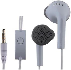 SAMING Original Stereo EHS61 In-Ear Wired Headphone ( White )
