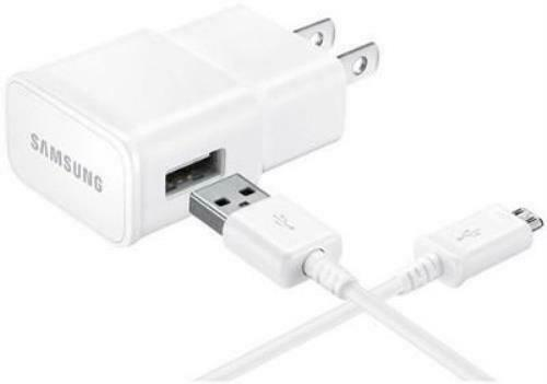 Samsung Adaptive Fast Charger with Charge   Sync Cable S8 Type C