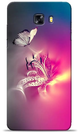 Samsung C7 PRO Printed Cover By Sowing Happiness
