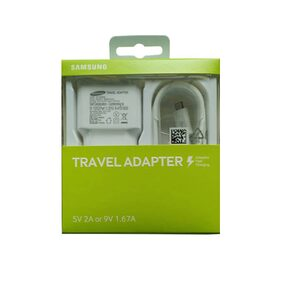 Samsung EP-TA20 Wall Charger (White)