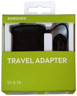 Samsung EP-TA60IBEUGIN Travel Adapter (Black)