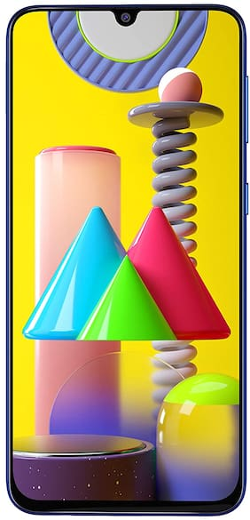 Samsung Galaxy M31 6 GB 64 GB Ocean Blue