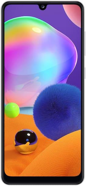 Samsung Galaxy A31 6 GB 128 GB White