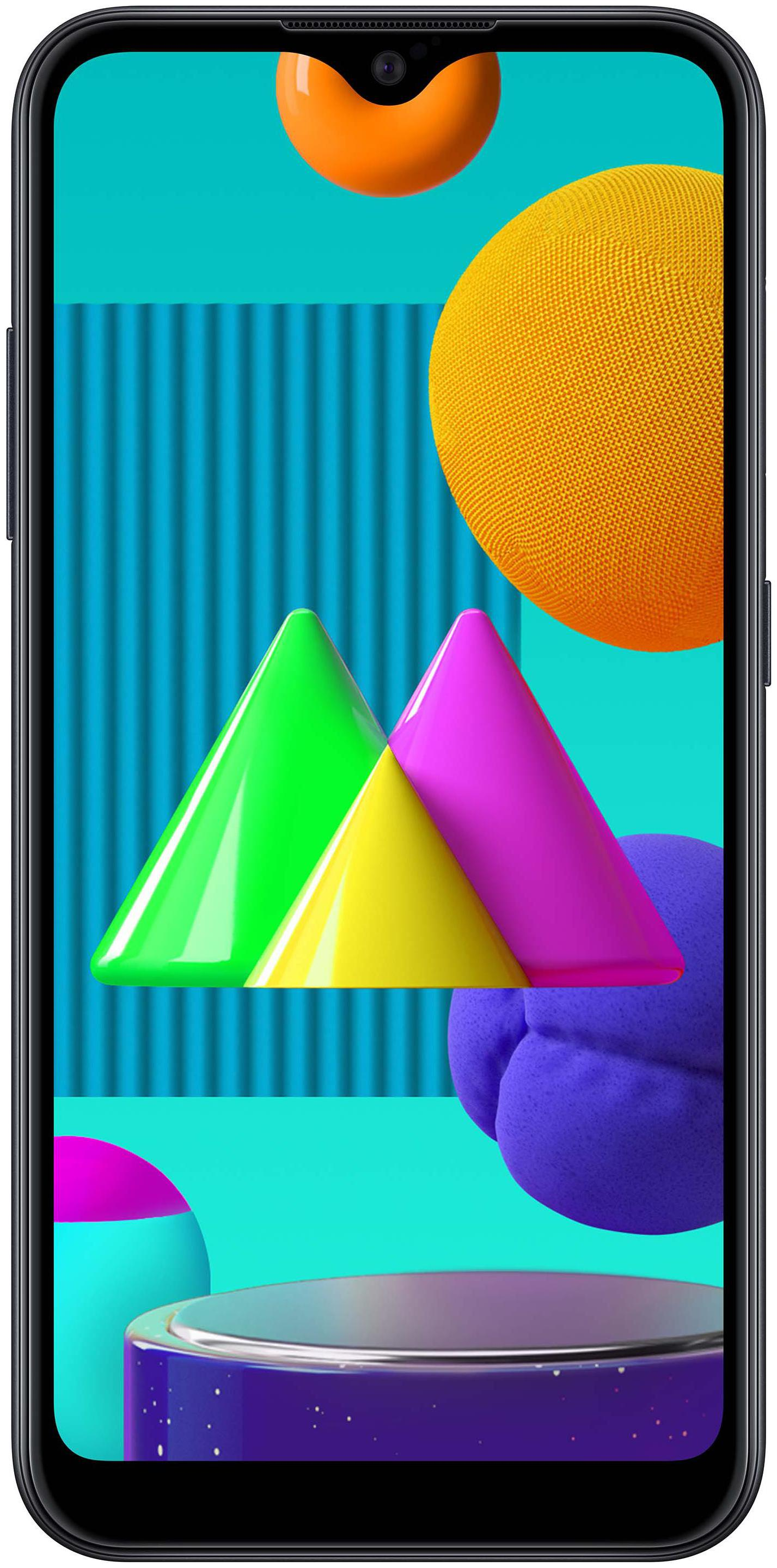 Samsung Galaxy M01 3 GB 32 GB Black