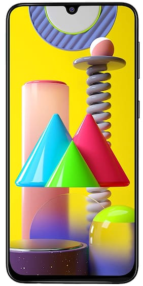 Samsung Galaxy M31 6 GB 128 GB Space Black