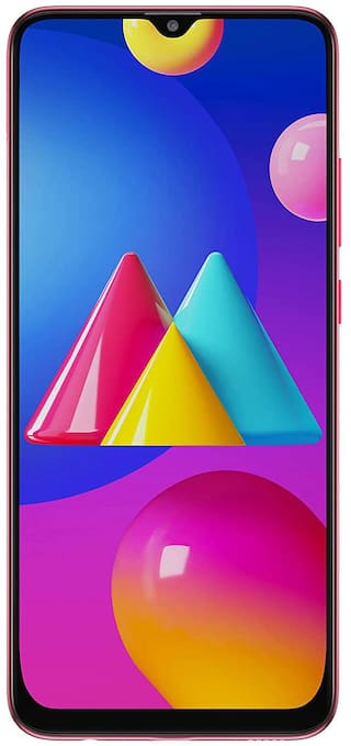 Samsung Galaxy M02s 3 GB 32 GB Red