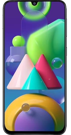 Samsung Galaxy M21 4 GB 64 GB Raven Black