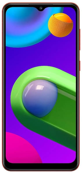 Samsung Galaxy M02 3 GB 32 GB Red