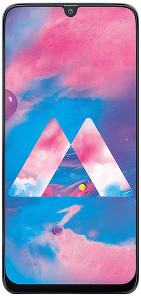 Samsung Galaxy M30 4 GB 64 GB Gradation Blue