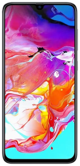Samsung Galaxy A70 6 GB 128 GB White