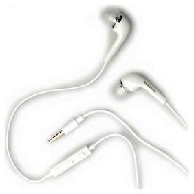 Samsung Galaxy S3 3.5mm Premium Stereo Headset (White)