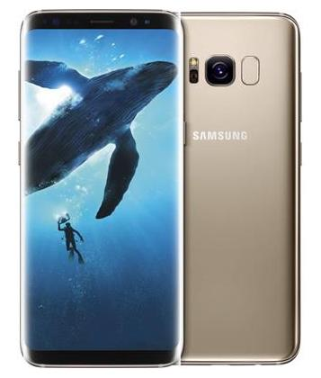 Samsung Galaxy S8 64GB Maple Gold
