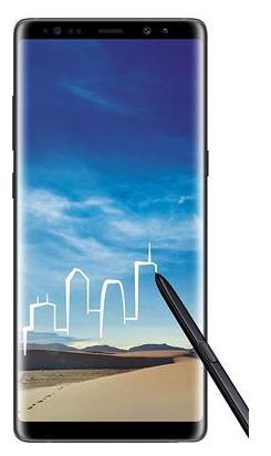 Samsung Galaxy Note 8 SM-N950F MidnightBlack
