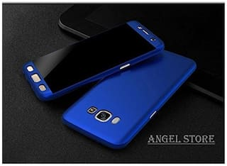 free shipping 9f812 c14d2 Samsung Galaxy J2 Ace 360 Degree Full Body Protection Front & Back Case  Cover (iPaky Style) with Tempered Glass by Dream2Cool for Samsung Galaxy J2  ...