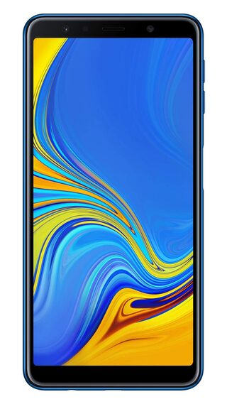 Samsung Galaxy A7 128 GB Blue
