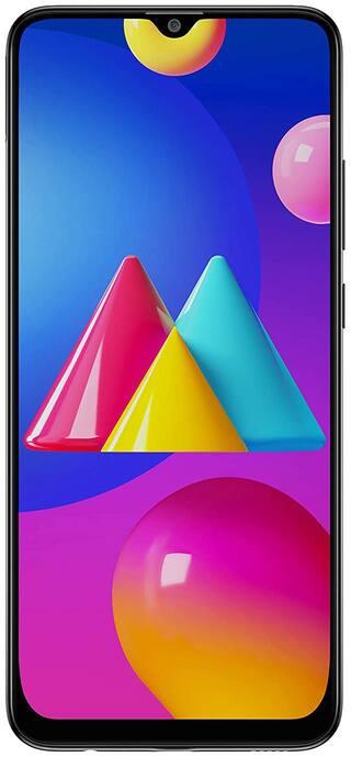 Samsung Galaxy M02s 4 GB 64 GB Black