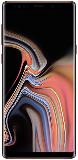 Samsung Galaxy Note 9 8 GB 512 GB Metallic Copper