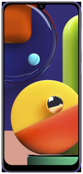 Samsung Galaxy A50s 6 GB 128 GB Violet