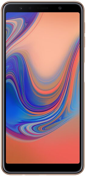 Samsung Galaxy A7 4 GB 64 GB Gold