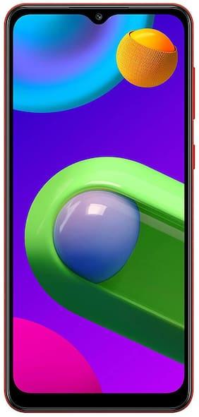Samsung Galaxy M02 2 GB 32 GB Red