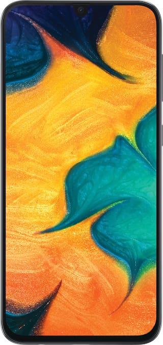 Samsung Galaxy A30 4 GB 64 GB Black