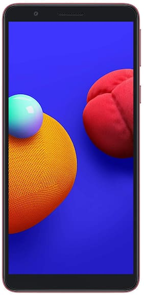 Samsung Galaxy M01 Core 2 GB 32 GB Red