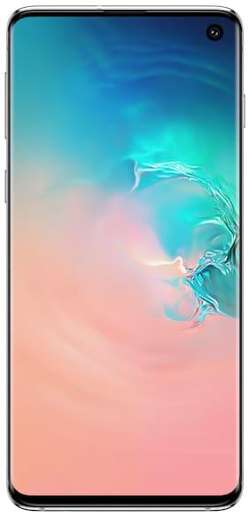 Samsung Galaxy S10 8 GB 128 GB White