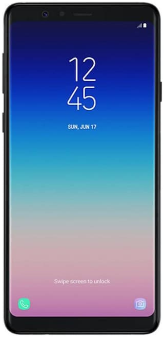 Samsung Galaxy A8 Star 6GB 64GB Black