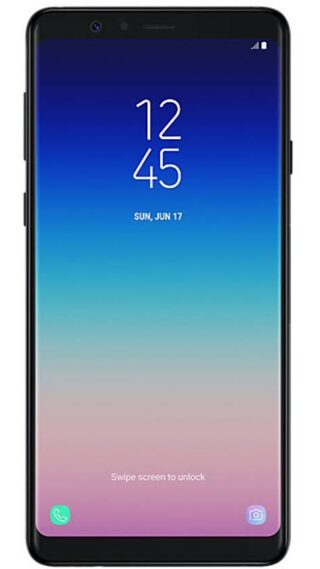 Samsung Galaxy A8 Star 64 GB Black