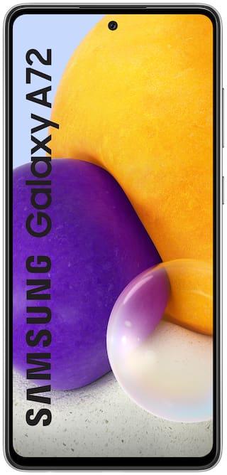 Samsung Galaxy A72 8 GB 128 GB Black