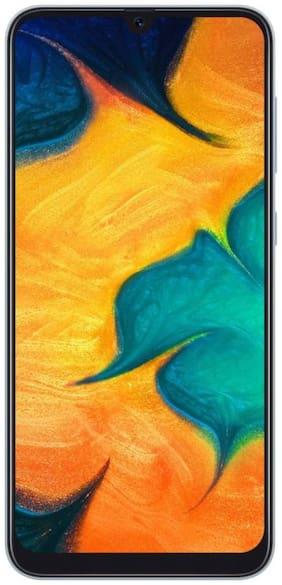 Samsung Galaxy A30 4 GB 64 GB White