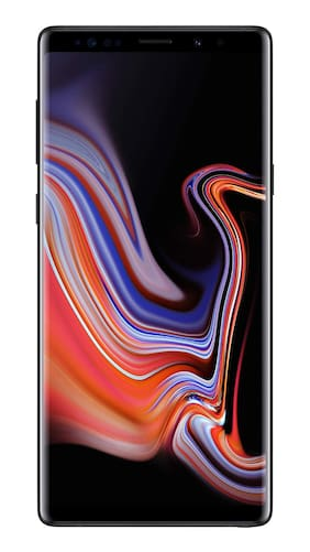 Samsung Galaxy Note 9 512 GB Midnight Black