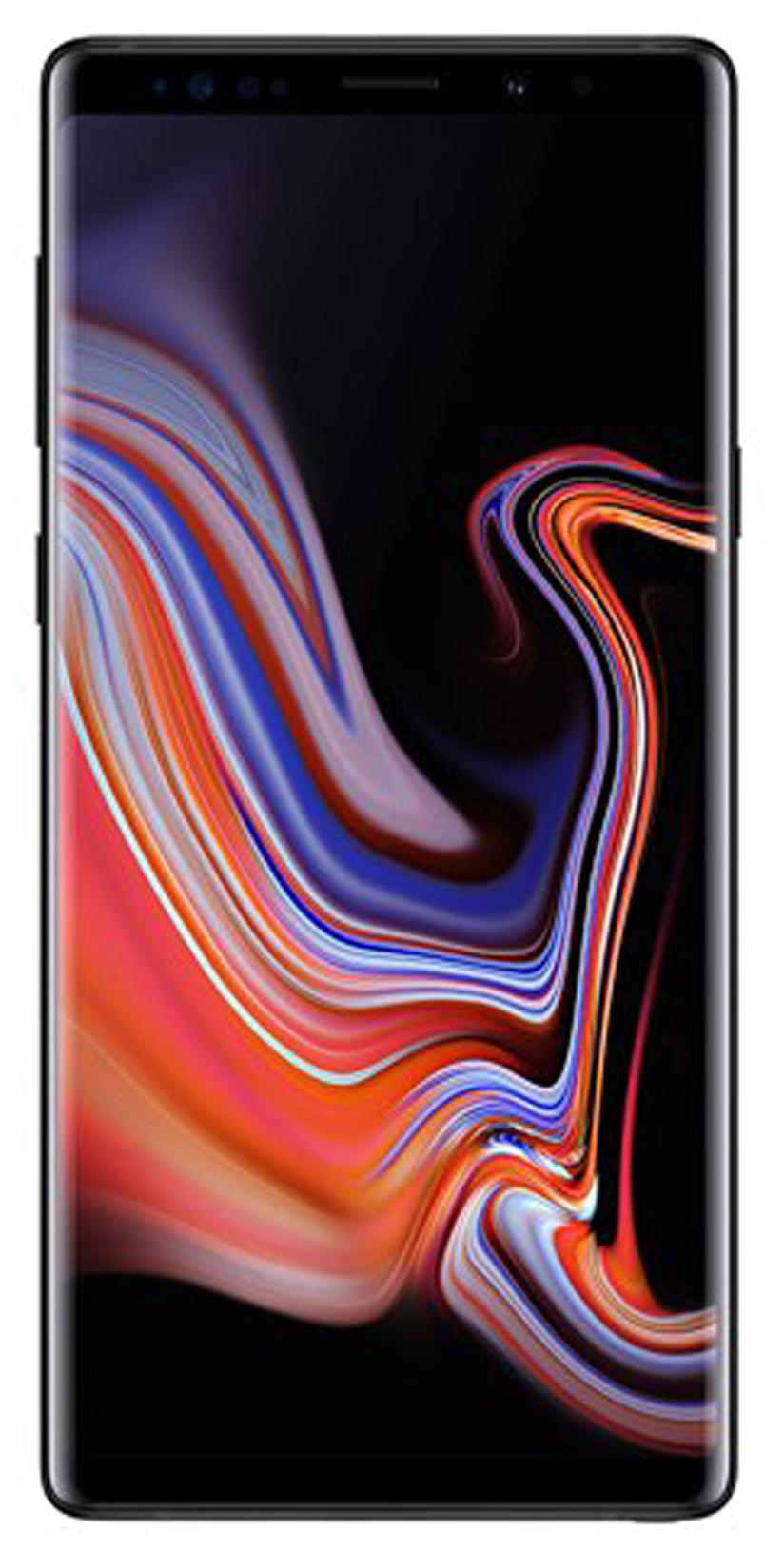 Samsung Galaxy Note 9 128 GB (Midnight Black)