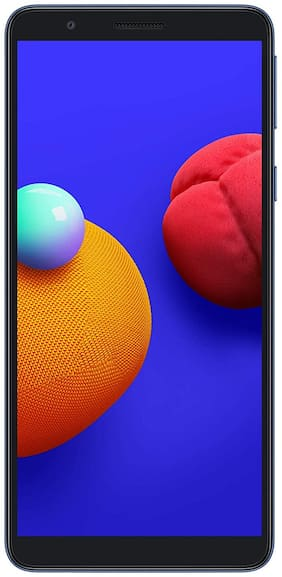Samsung Galaxy M01 Core 1 GB 16 GB Blue