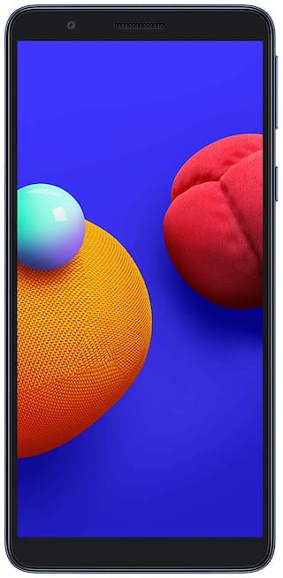 Samsung Galaxy M01 Core 1 GB 16 GB Blue