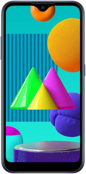 Samsung Galaxy M01 3 GB 32 GB Blue
