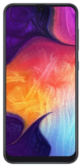 Samsung Galaxy A50 4 GB 64 GB Black
