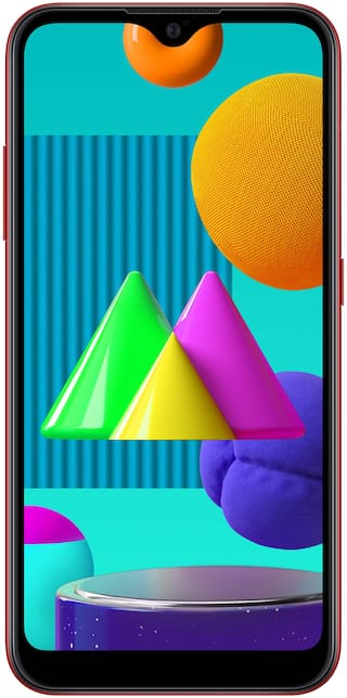 Samsung Galaxy M01 3 GB 32 GB Red